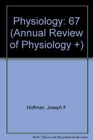 Annual Review of Physiology: Hoffman, Joseph F.