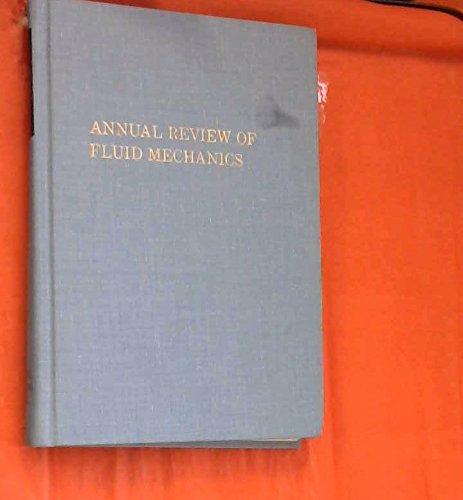 9780824307073: Annual Review of Fluid Mechanics, Vol. 7