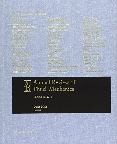 Annual Review of Fluid Mechanics 2014