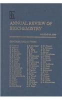 Annual Review of Biochemistry : Volume 69: Charles C. Richardson