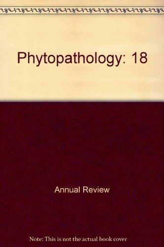 9780824313180: Phytopathology: 18