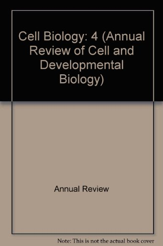 9780824331047: Annual Review of Cell Biology: 1988 (Annual Review of Cell & Developmental Biology)
