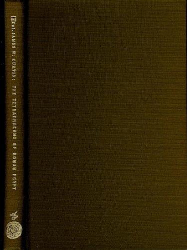 9780824400323: Tetradrachms of Roman Egypt
