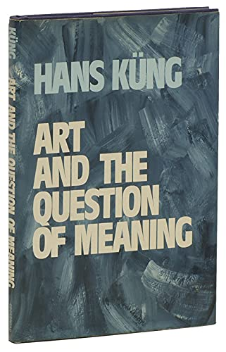 9780824500160: Art and the Question of Meaning