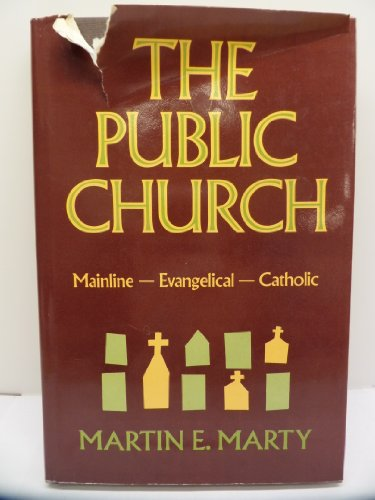 The Public Church (0824500199) by Martin E. Marty