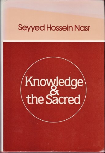 9780824500955: Knowledge and the sacred (Gifford lectures)