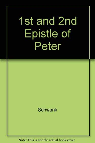 9780824501310: 1st and 2nd Epistle of Peter