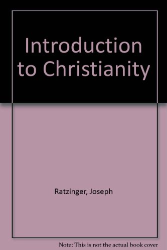 9780824503192: Introduction to Christianity (English and German Edition)
