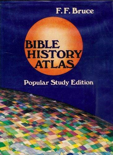 9780824504182: Bible History Atlas