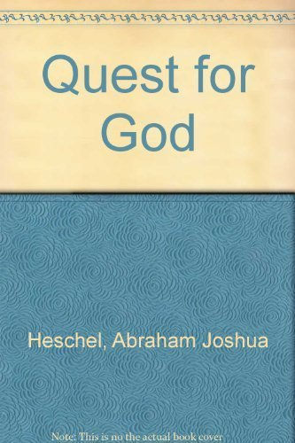 9780824504366: Quest for God: Studies in Prayer and Symbolism