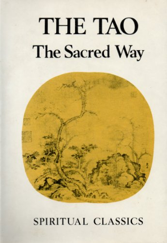 9780824504601: The Tao: The Sacred Way