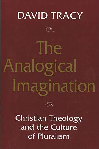 9780824506940: Analogical Imagination