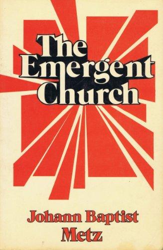 9780824507299: Emergent Church