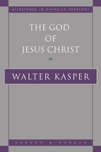 9780824507770: The God of Jesus Christ