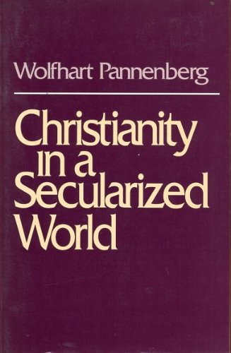 9780824509361: Christianity in a Secularized World
