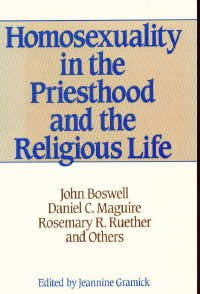 9780824509637: Homosexuality in the Priesthood and the Religious Life