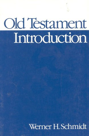 9780824510510: Old Testament Introduction