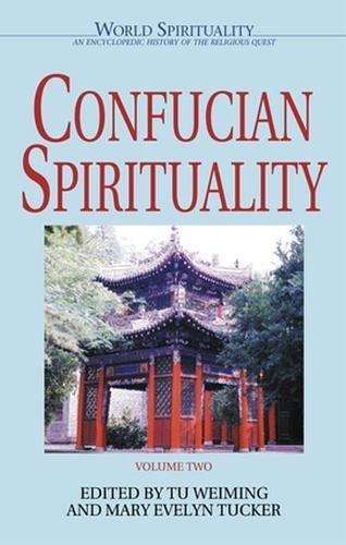 Confucian Spirituality: Volume Two (Paperback)