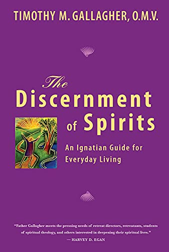 9780824522919: The Discernment of Spirits: The Ignatian Guide For Everyday Living