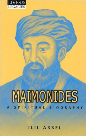 9780824523596: Maimonides (Lives and Legacies)