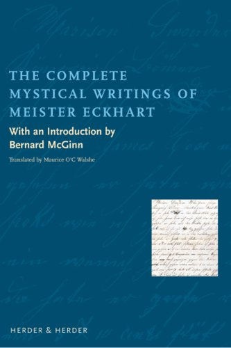 9780824524340: The Complete Mystical Works of Meister Eckhart