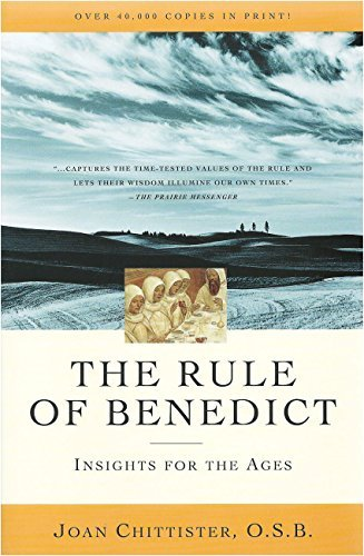 9780824525033: The Rule of Benedict: Insights for the Ages