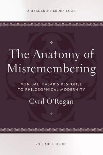 Anatomy of Misremembering: O'Regan, Cyril
