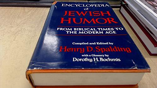 9780824600211: Encyclopedia of Jewish Humour