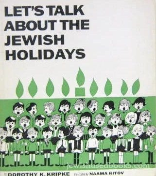 9780824601065: Let's Talk About the Jewish Holidays