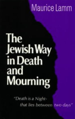 9780824601263: The Jewish Way in Death and Mourning (English and Hebrew Edition)