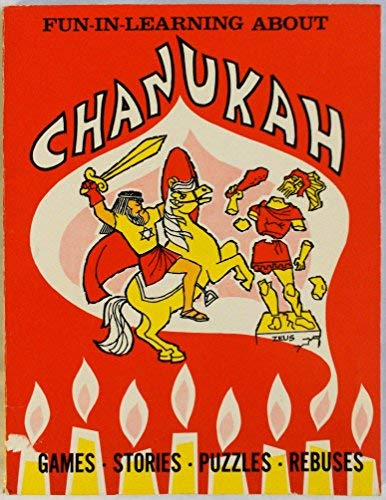Fun-in-Learning About Chanukah