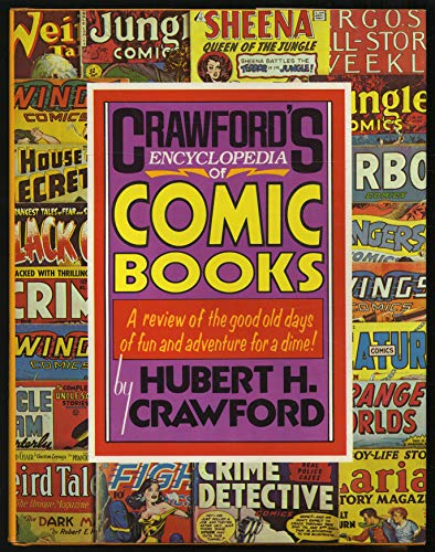 9780824602215: Crawford's Encyclopedia of Comic Books / by Hubert H. Crawford