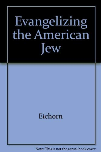 9780824602253: Evangelizing the American Jew