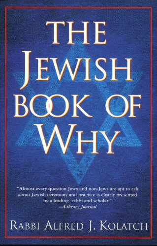 9780824602567: The Jewish Book of Why