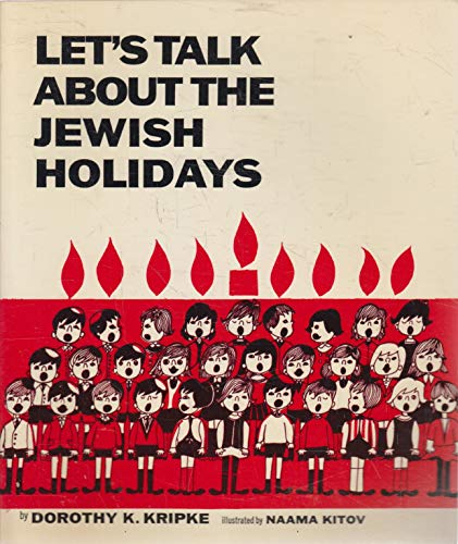 9780824602673: Let's Talk About Jewish Holidays