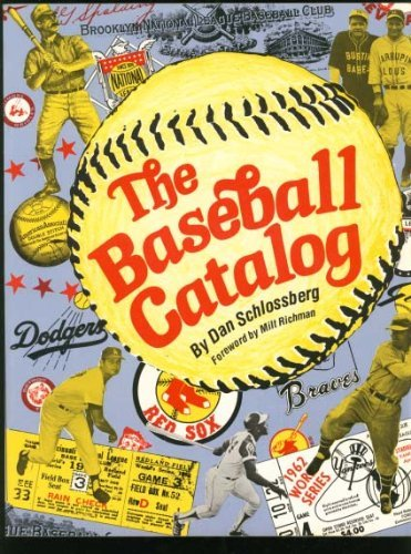 9780824602932: The Baseball Catalog