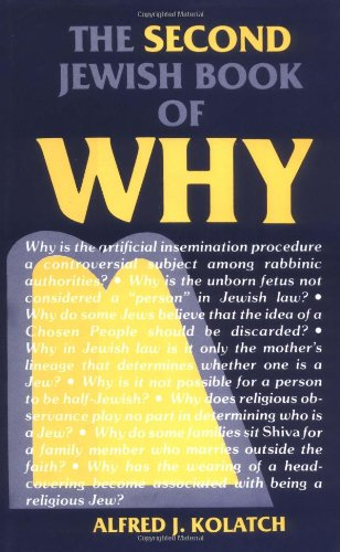9780824603052: The Second Jewish Book of Why