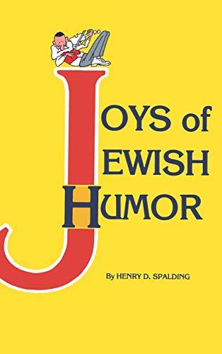 9780824603342: Joys of Jewish Humor