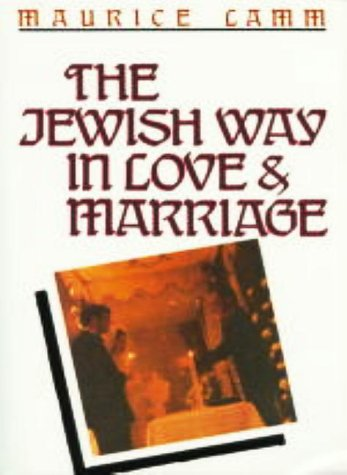 9780824603533: The Jewish Way in Love and Marriage