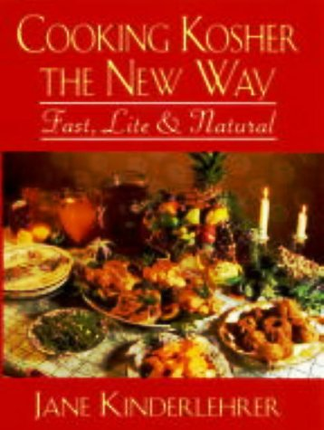 Cooking Kosher the New Way (9780824603809) by Jane Kinderlehrer