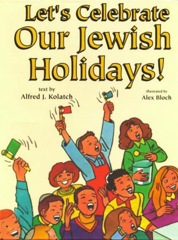 9780824603946: Let's Celebrate Our Jewish Holidays