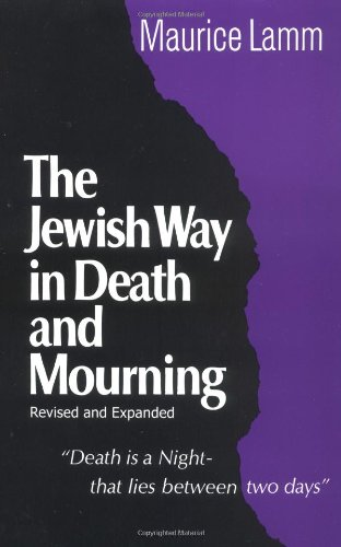 9780824604226: The Jewish Way in Death and Mourning