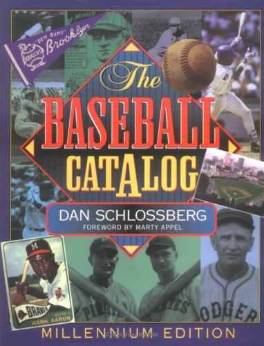 Baseball Catalog: Schlossberg, Dan