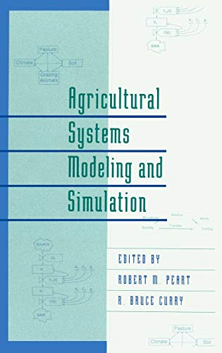 9780824700416: Agricultural Systems Modeling and Simulation (Books in Soils, Plants, and the Environment)