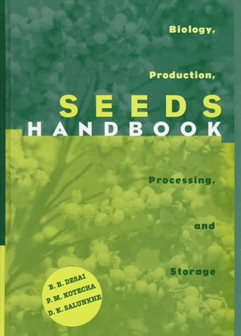 9780824700423: Seeds Handbook: Biology, Production, Processing And Storage (Books in Soils, Plants & the Environment)