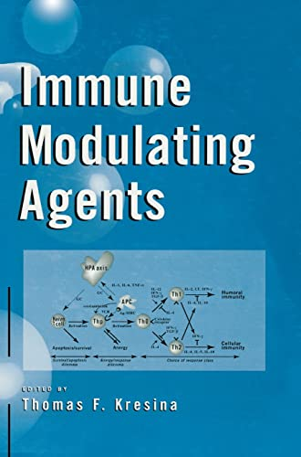 9780824701031: Immune Modulating Agents