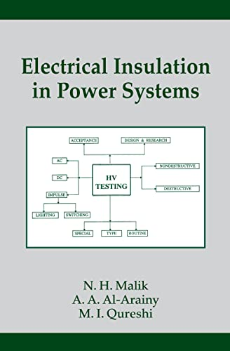 9780824701062: Electrical Insulation in Power Systems (Power Engineering (Willis))