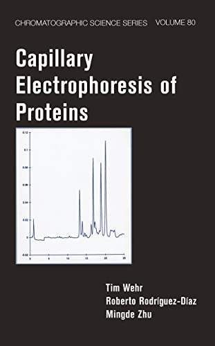 9780824702052: Capillary Electrophoresis of Proteins (Chromatographic Science Series)