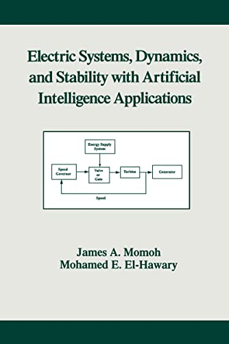 9780824702335: Electric Systems, Dynamics, and Stability with Artificial Intelligence Applications (Power Engineering (Willis))