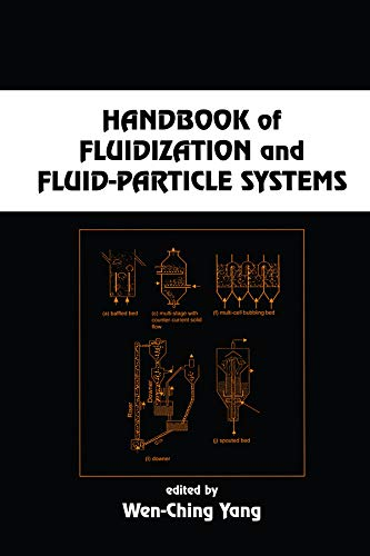 9780824702595: Handbook of Fluidization and Fluid-Particle Systems (Chemical Industries)